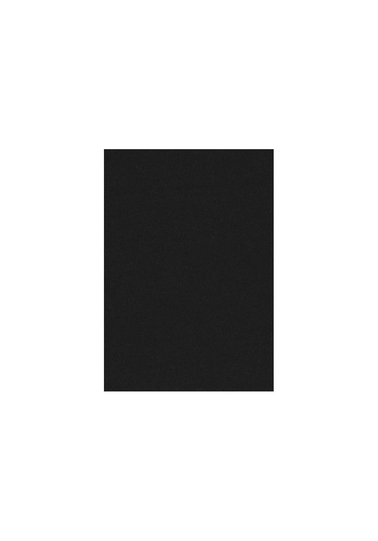Jersey viscose noir