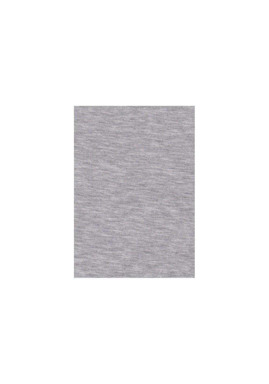Jersey viscose gris clair chiné