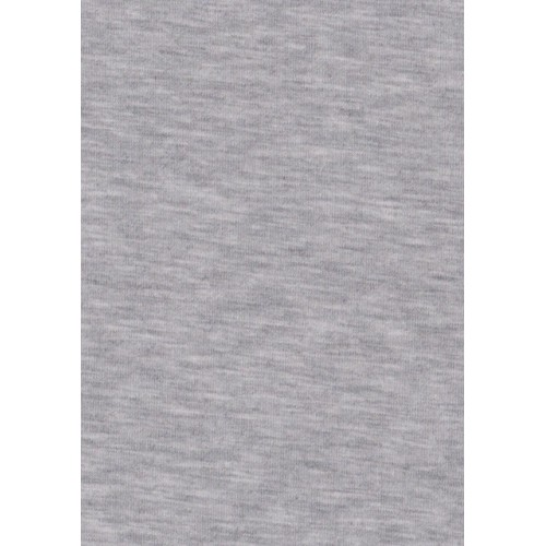 Jersey viscose gris clair chiné