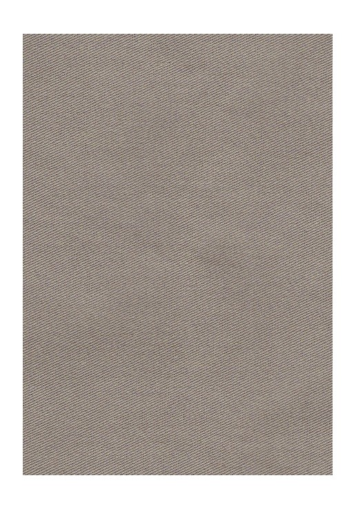 Tissu gabardine de coton - Taupe