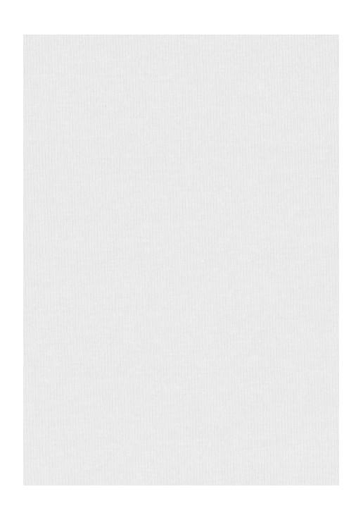 Tissu jersey coton blanc