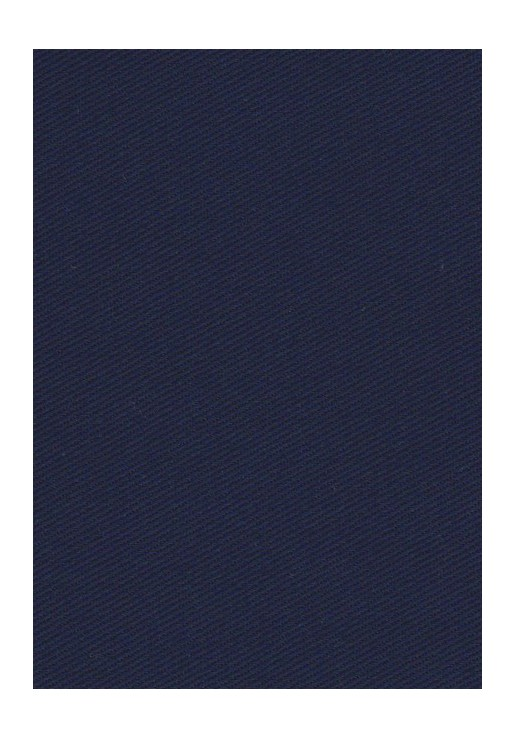 Tissu gabardine de coton - bleu marine