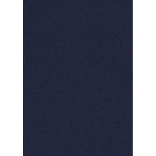 Gabardine bleue marine