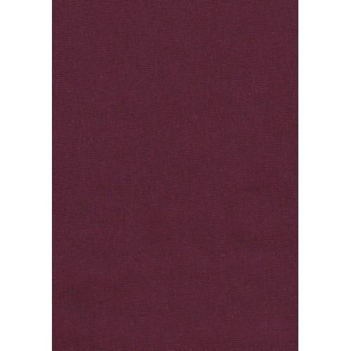 Jersey viscose lie de vin