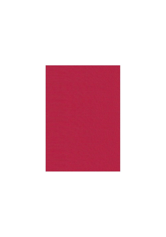 Tissu viscose légère - Rouge