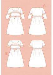 Robe Aubépine