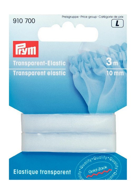 Elastique transparent PRYM