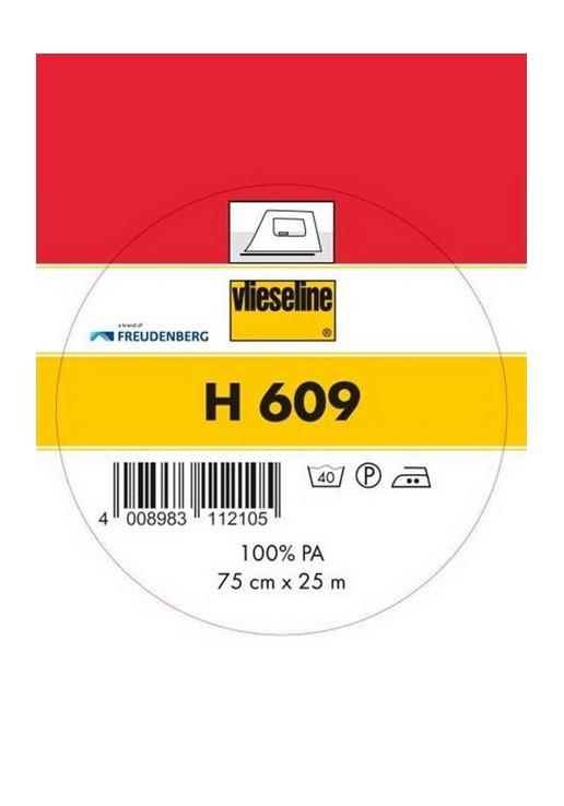 Vlieseline H609 - Noir