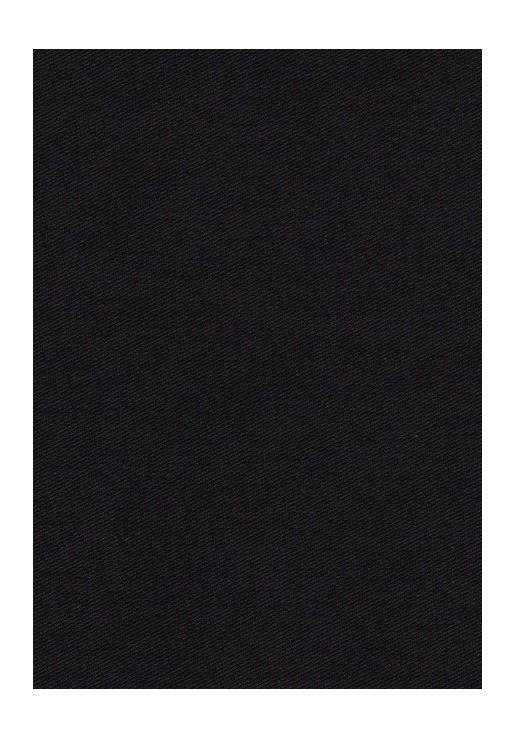 Tissu gabardine stretch - Noir