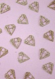 30 mini thermocollants - Diamant or