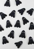 30 mini thermocollants - Fantome noir