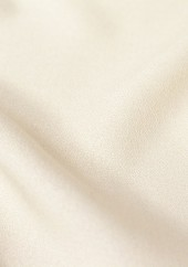 Tissu crêpe off white - Atelier Brunette