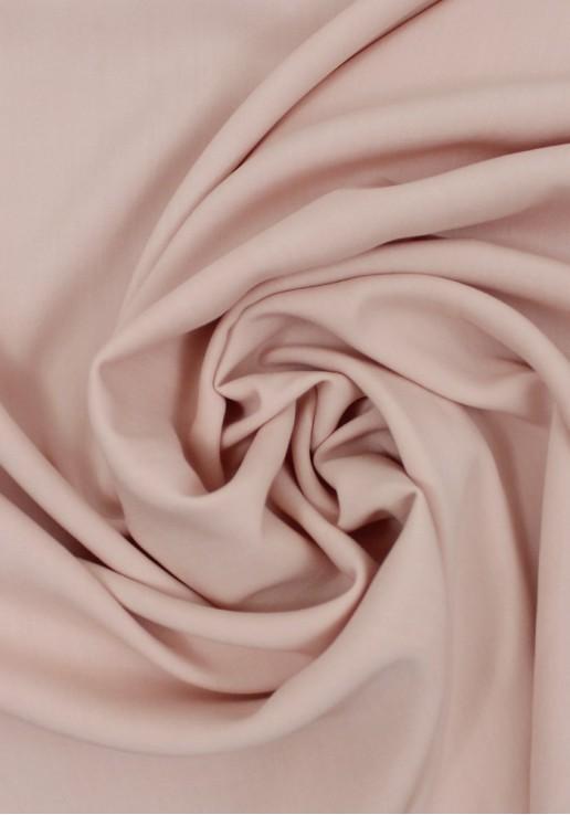 Tissu viscose légère - Blush