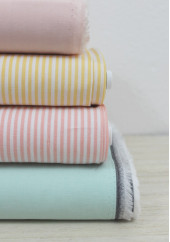 Tissu viscose blush
