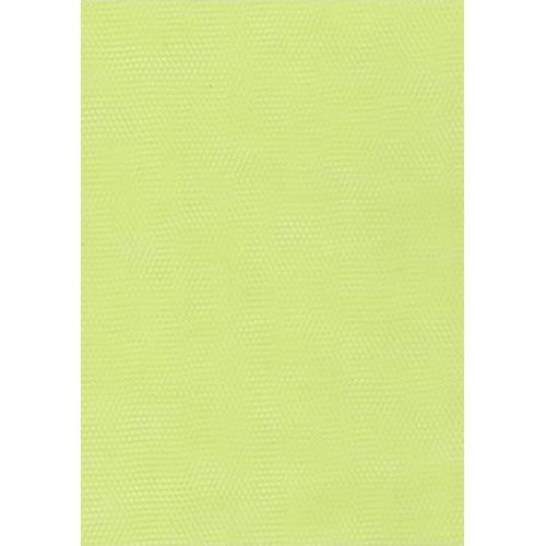 Tulle jaune fluo France Duval Stalla