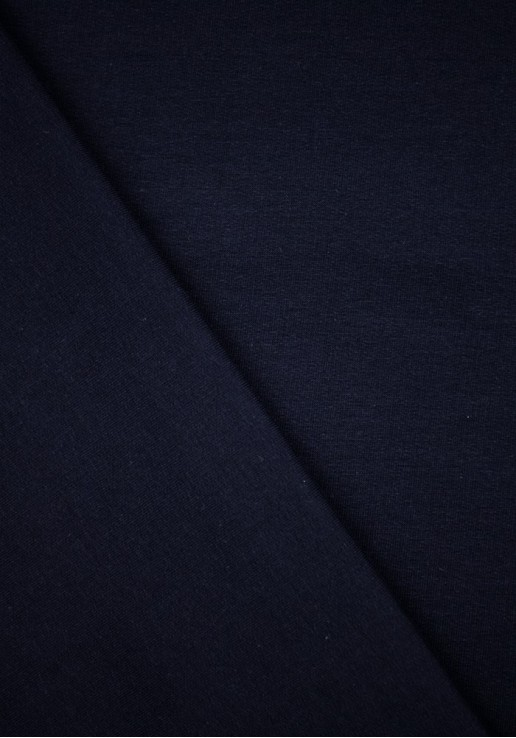 Molleton - Bleu marine