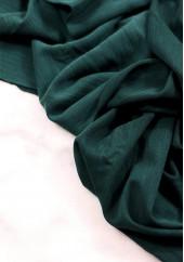 Tissu jersey modal flammé - Eucalyptus