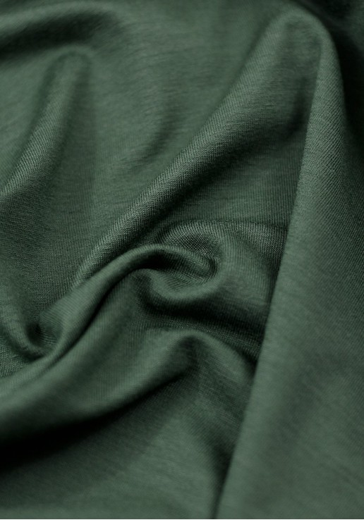 Jersey viscose Hunter Green