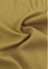 Tissu viscose Twill - Moutarde