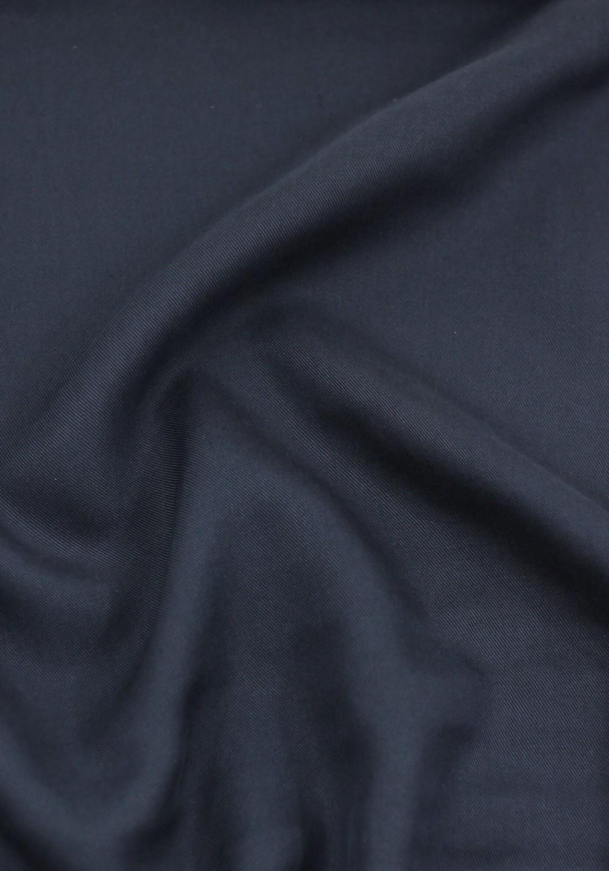 tissu tencel bleu marine. Black Bedroom Furniture Sets. Home Design Ideas