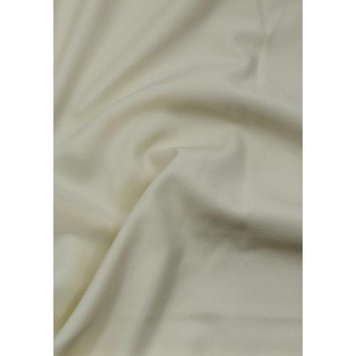 Tissu crêpe vanille