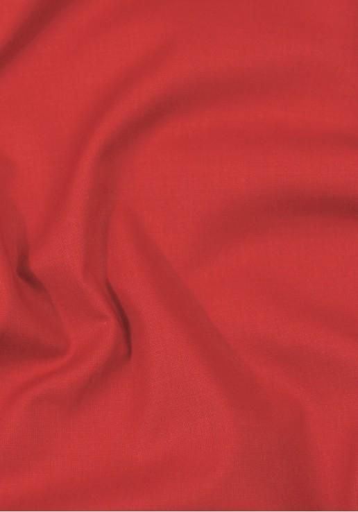 Tissu coton - Rouge