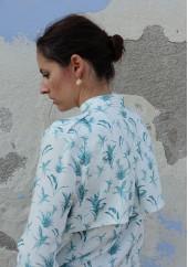 Patron couture blouse Rocaille