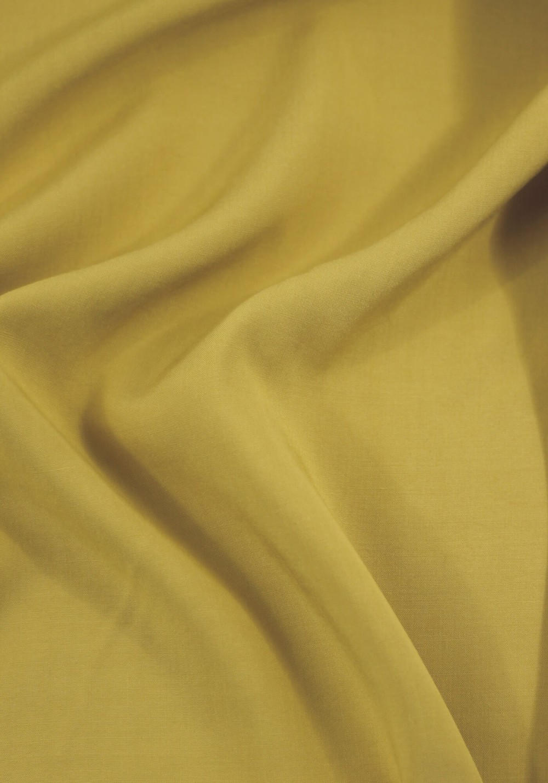 Viscose légère - Moutarde