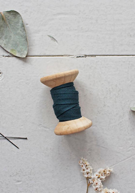 Biais Atelier Brunette - Crêpe Forest