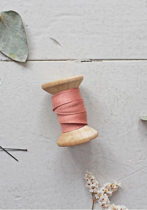 Biais Atelier Brunette - Crêpe Melba