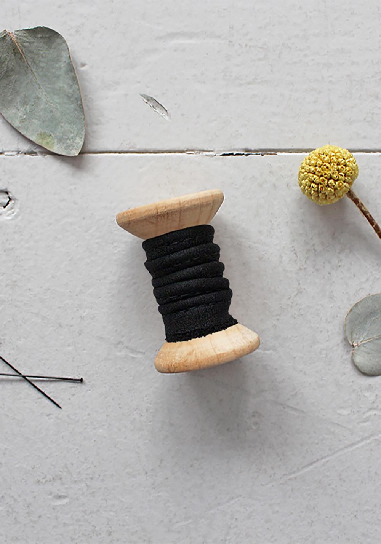 Passepoil Atelier Brunette - Black