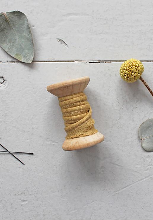 Passepoil Atelier Brunette - Mustard