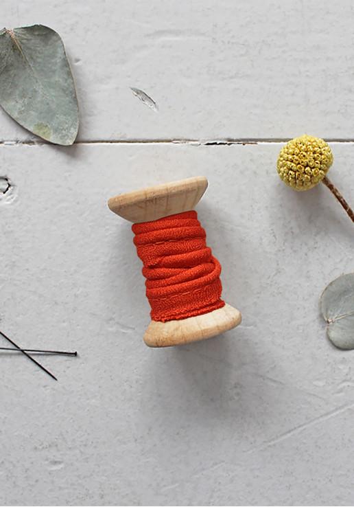 Passepoil Atelier Brunette - Tangerine