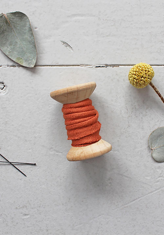 Passepoil Atelier Brunette - Chestnut
