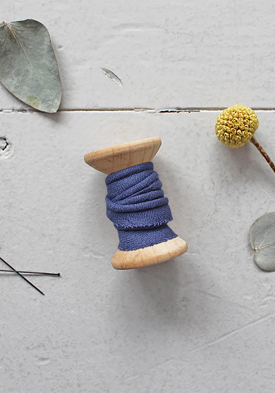 Passepoil Atelier Brunette - Cobalt