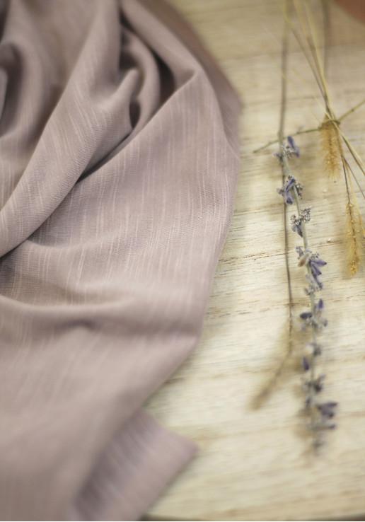 Tissu jersey modal flammé - Etherea