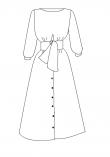 Robe / Blouse Sierra