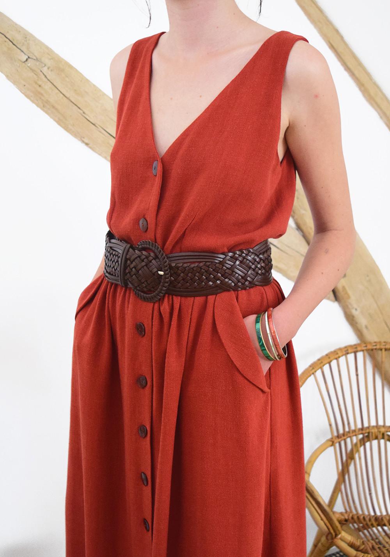 Patron couture Robe Poulette