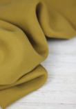 Tissu Lyocell - Moutarde