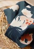 Tissu viscose plumetis Posie Smokey - Atelier Brunette