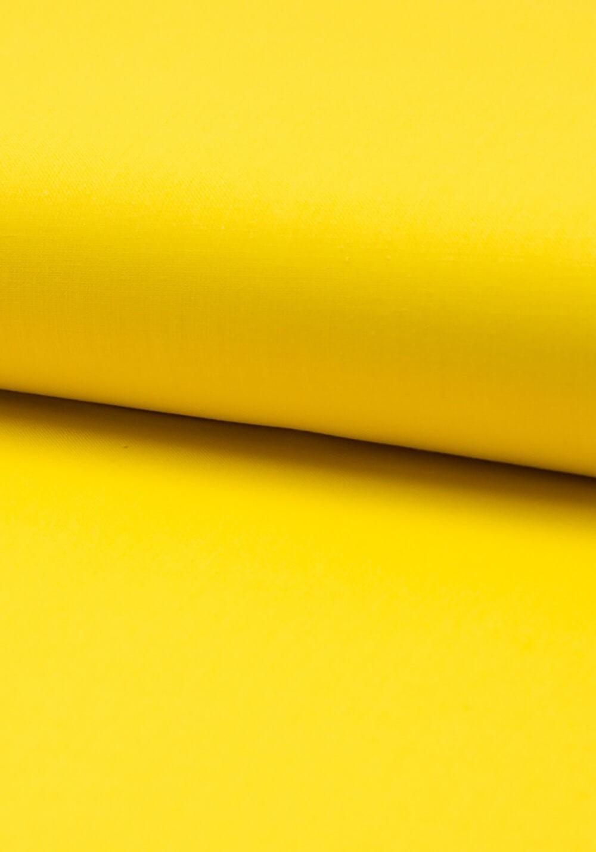 Tissu coton - Jaune