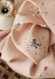 Tissu Twill de Viscose Twig Blush - Atelier Brunette