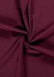 Tissu jersey de coton - Bordeaux