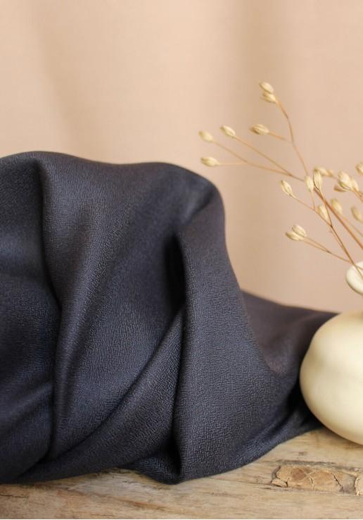 Tissu crêpe Night - Atelier Brunette