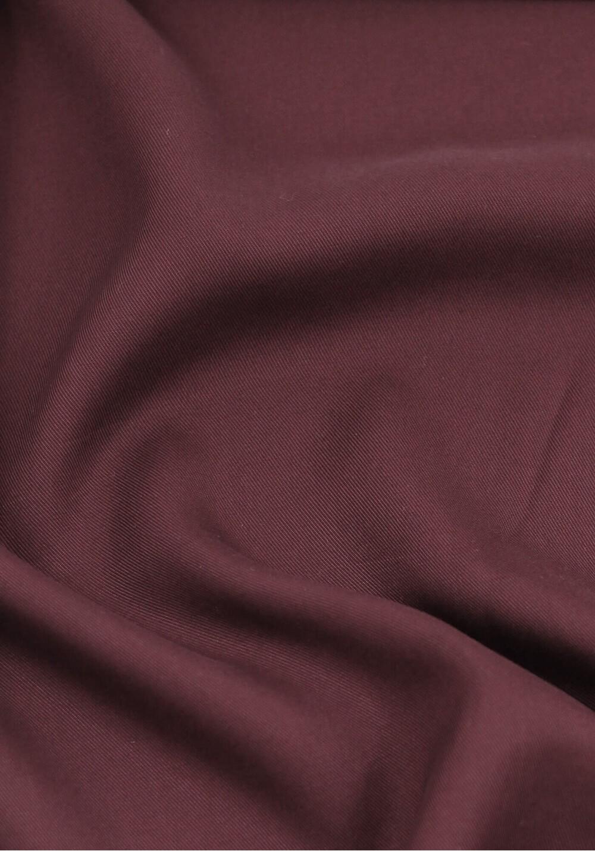 Tissu tencel - Bordeaux