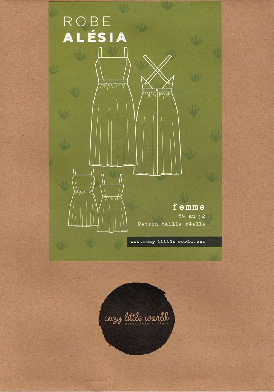 Robe Alésia - Cozy Little World