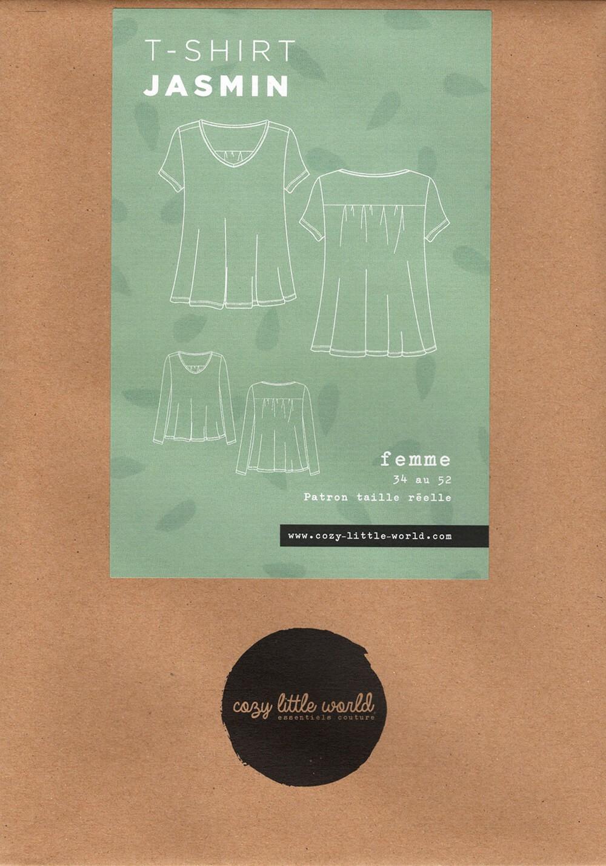 Tee-Shirt Jasmin - Cozy Little World