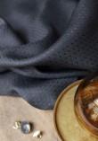 Tissu Viscose Dobby Night - Atelier Brunette