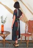 Robe/Blouse Sandalette