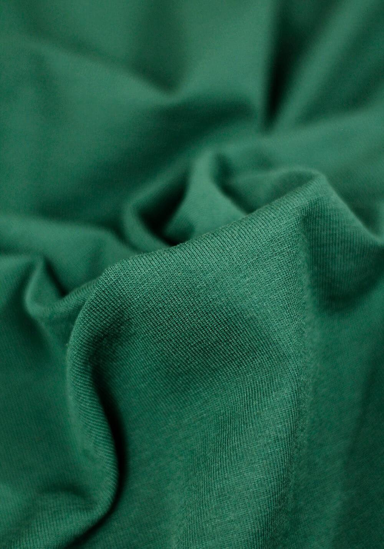 Tissu Jersey Bambou - Vert forêt
